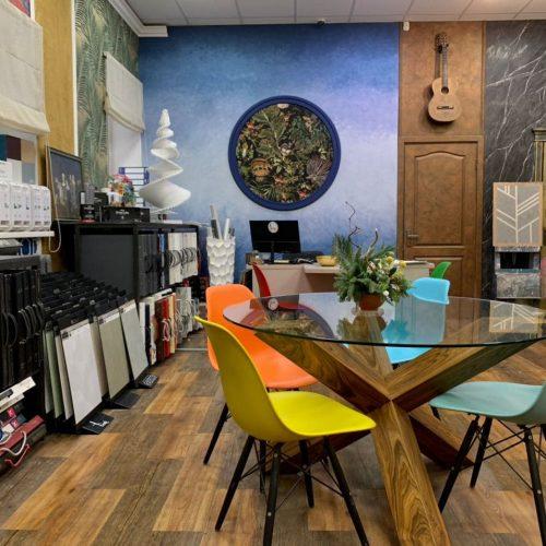 Интерьер офис ЦентрДеко-5